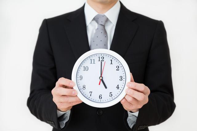 労働時間の自己申告制
