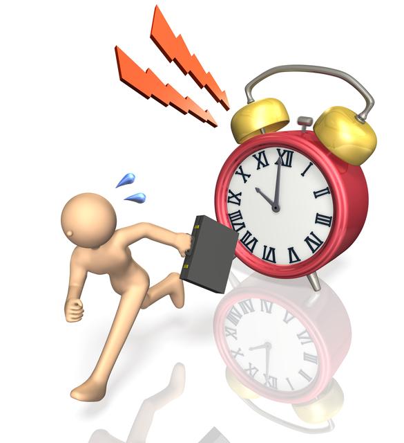 遅刻3回で欠勤1日の扱いは適法か