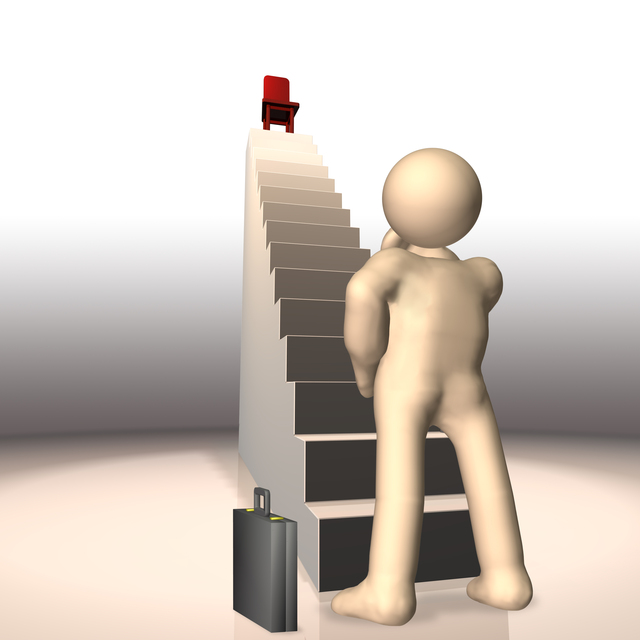 昇進によるストレスと恐怖を軽減するために