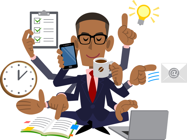 仕事ができすぎる上司による評価