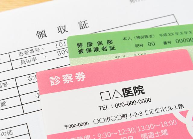 健康保険の主な給付と申請期限