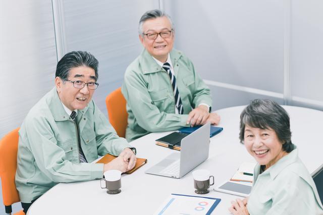 高年齢求職者給付金も循環的離職者にご注意