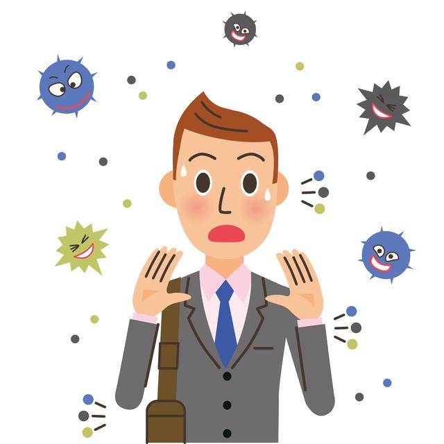 職場でできるウイルス感染予防対策