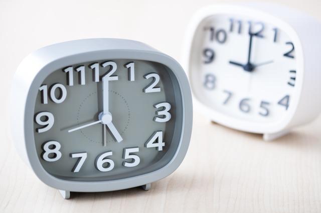 所定労働時間の変更