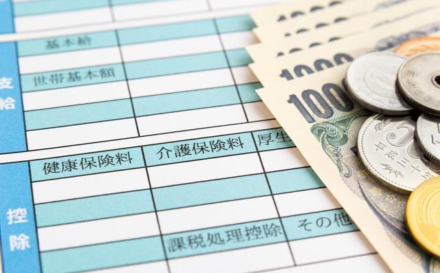 健康保険・厚生年金保険料の標準報酬月額の特例改定