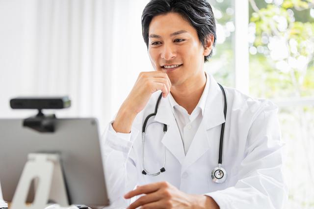 医師によるオンライン面接指導
